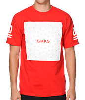 Crooks and Castles Bandit Block Tee Shirt