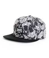 Crooks and Castles Bandito Snapback Hat