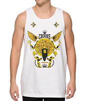 Crooks and Castles Battle Wing Tank Top