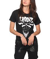 Crooks and Castles Black Devil T-Shirt