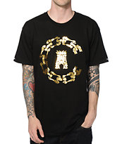 Crooks and Castles Bones C-Link T-Shirt