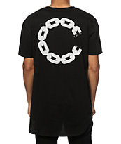Crooks and Castles C-Link Scallop T-Shirt