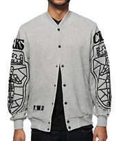 Crooks and Castles Cardinal Knit Jacket