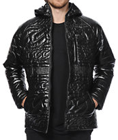 Crooks and Castles Chain Lux Parka