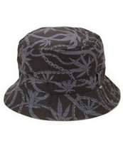 Crooks and Castles Chainleaf Bucket Hat