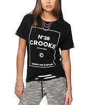 Crooks and Castles City Of Angles T-Shirt