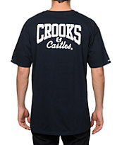 Crooks and Castles Core Logo T-Shirt