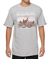 Crooks and Castles Crooks Landing T-Shirt
