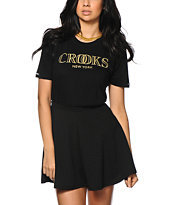 Crooks and Castles Crooks New York T-Shirt
