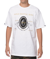 Crooks and Castles Crookstal White Tee Shirt