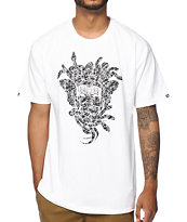 Crooks and Castles Digi Camo Medusa Tee Shirt