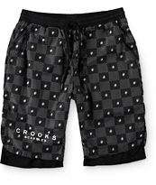 Crooks and Castles Dual Motive Shorts