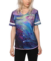 Crooks and Castles Euphoria Mesh Baseball Jersey
