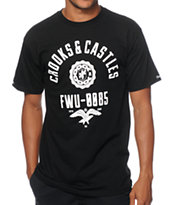 Crooks and Castles FWU 0085 T-Shirt