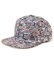 Crooks and Castles Favelas Snapback Hat