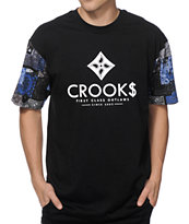 Crooks and Castles Flags T-Shirt