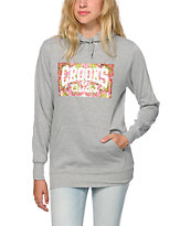 Crooks and Castles Floral Hoodie