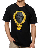 Crooks and Castles Goon Squad Black Tee Shirt