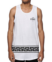 Crooks and Castles Greco Tank Top