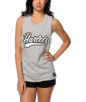Crooks and Castles Harlots Muscle Tee Shirt
