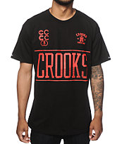 Crooks and Castles Identity T-Shirt