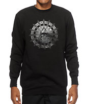 Crooks and Castles Killuminati Crew Neck Sweatshirt