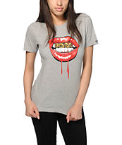 Crooks and Castles Kiss Of Death 3.0 T-Shirt