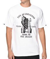 Crooks and Castles Los Scandalous Tee Shirt