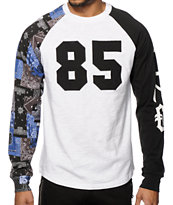Crooks and Castles Luxe Bandit Long Sleeve T-Shirt