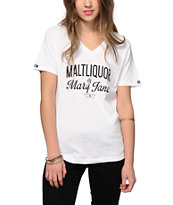 Crooks and Castles M's V-neck T-Shirt