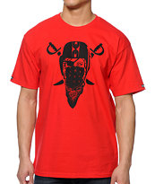 Crooks and Castles Marauders Tee Shirt