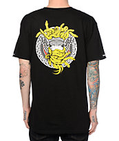 Crooks and Castles Medusa Back Hit T-Shirt