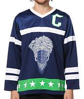 Crooks and Castles Medusa Hockey Jersey