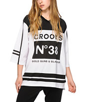 Crooks and Castles Mesh Hockey Jersey