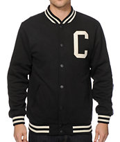Crooks and Castles Pay Day Varsity Jacket