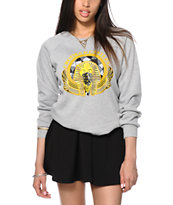 Crooks and Castles Pharaoh Wings Crew Neck Sweatshirt