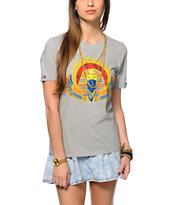 Crooks and Castles Pharaoh Wings Tee Shirt