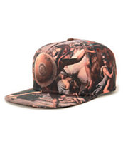 Crooks and Castles Pillage Strapback Hat