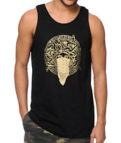 Crooks and Castles Primo Black Tank Top