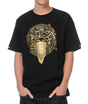 Crooks and Castles Primo Black Tee Shirt