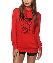Crooks and Castles Queen B Hoodie