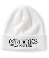 Crooks and Castles Queen Beanie