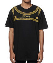 Crooks and Castles Ringer Link T-Shirt