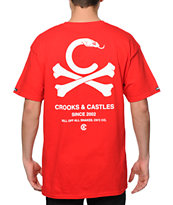 Crooks and Castles Serpent T-Shirt