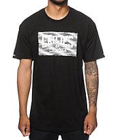 Crooks and Castles Skewed T-Shirt