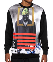 Crooks and Castles Son Of Crooks Crew Neck Sweatshirt