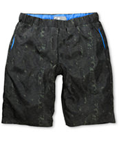 Crooks and Castles Sportek Digi Camo Shorts