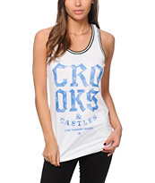 Crooks and Castles Squad Love Mesh Basketball Jersey