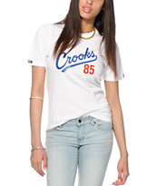 Crooks and Castles Starter T-Shirt