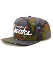 Crooks and Castles Team Crooks Camo Snapback Hat